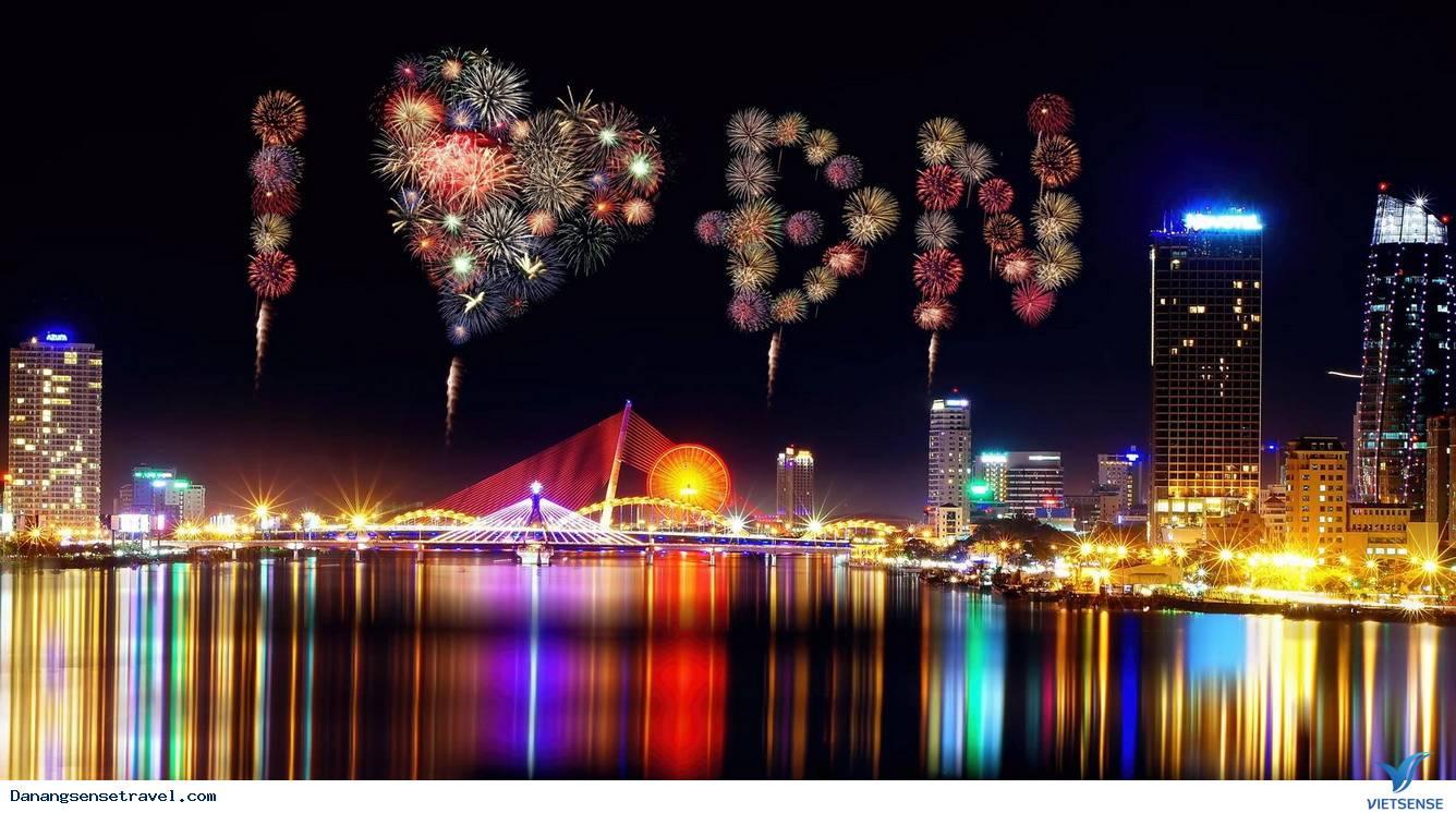 Bảng Báo Giá Vé Pháo Hoa Quốc Tế Tại Đà Nẵng 2018