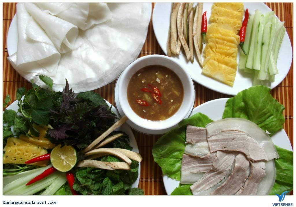 Bánh Cuốn Tráng Thịt Heo - Ảnh 1