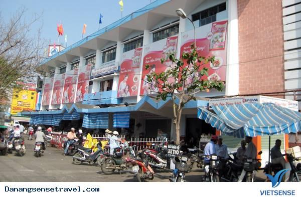 Chợ Cồn Đà Nẵng,cho con da nang