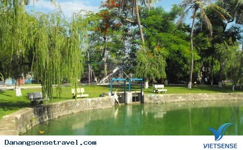 Công Viên 29 tháng 3 lá phổi xanh của Đà Nẵng