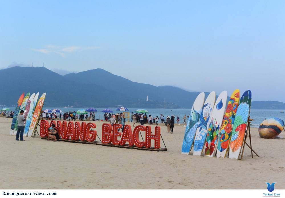 Đà Nẵng- Điểm hẹn mùa hè 2018