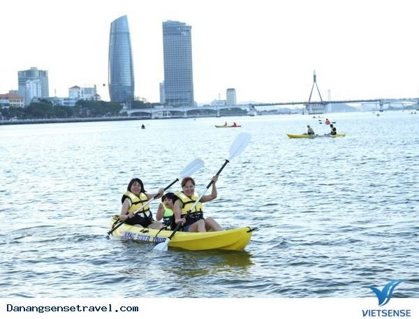 Đà Nẵng- Hút khách du lịch bởi du thuyền Danang River Tour