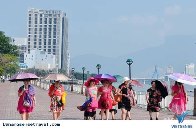 Đà Nẵng thu hút khách du lịch Tây Âu