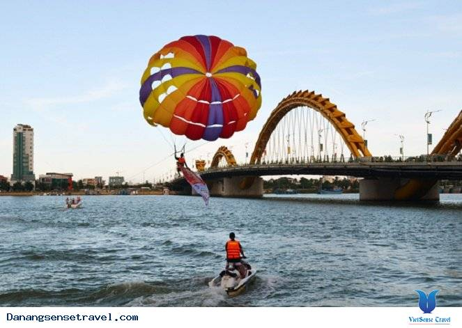 Đà Nẵng- tưng bừng ngày hội Chương trình kích cầu du lịch Đà Nẵng