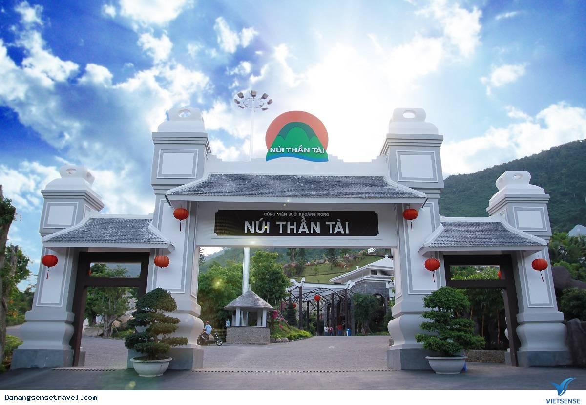 Du lịch Đà Nẵng tắm suối khoáng nóng