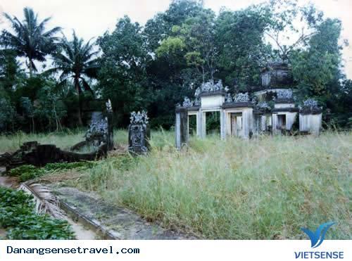Du Lịch Đà Nẵng: Về thăm nghĩa trũng hòa vang,du lich da nang ve tham nghia trung hoa vang