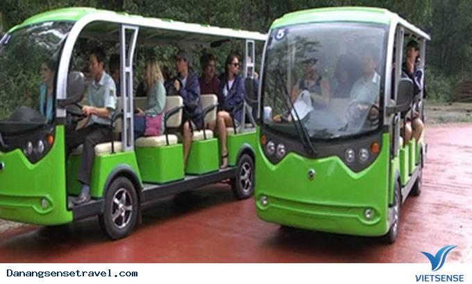 Hội An sẽ có 50 xe điện phục vụ du khách