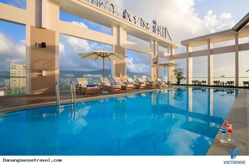 Khách sạn 4 sao Diamond Sea đẳng cấp tại Đà Nẵng