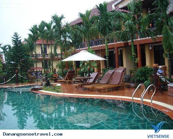 Khách Sạn Hội An Riverside Resort và Spa