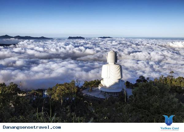 Khu du lịch tâm linh trên đỉnh Bà Nà