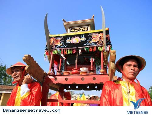 Lễ Hội Làng Cổ Túy Loan Đà Nẵng,Le Hoi Lang Co Tuy Loan Da Nang