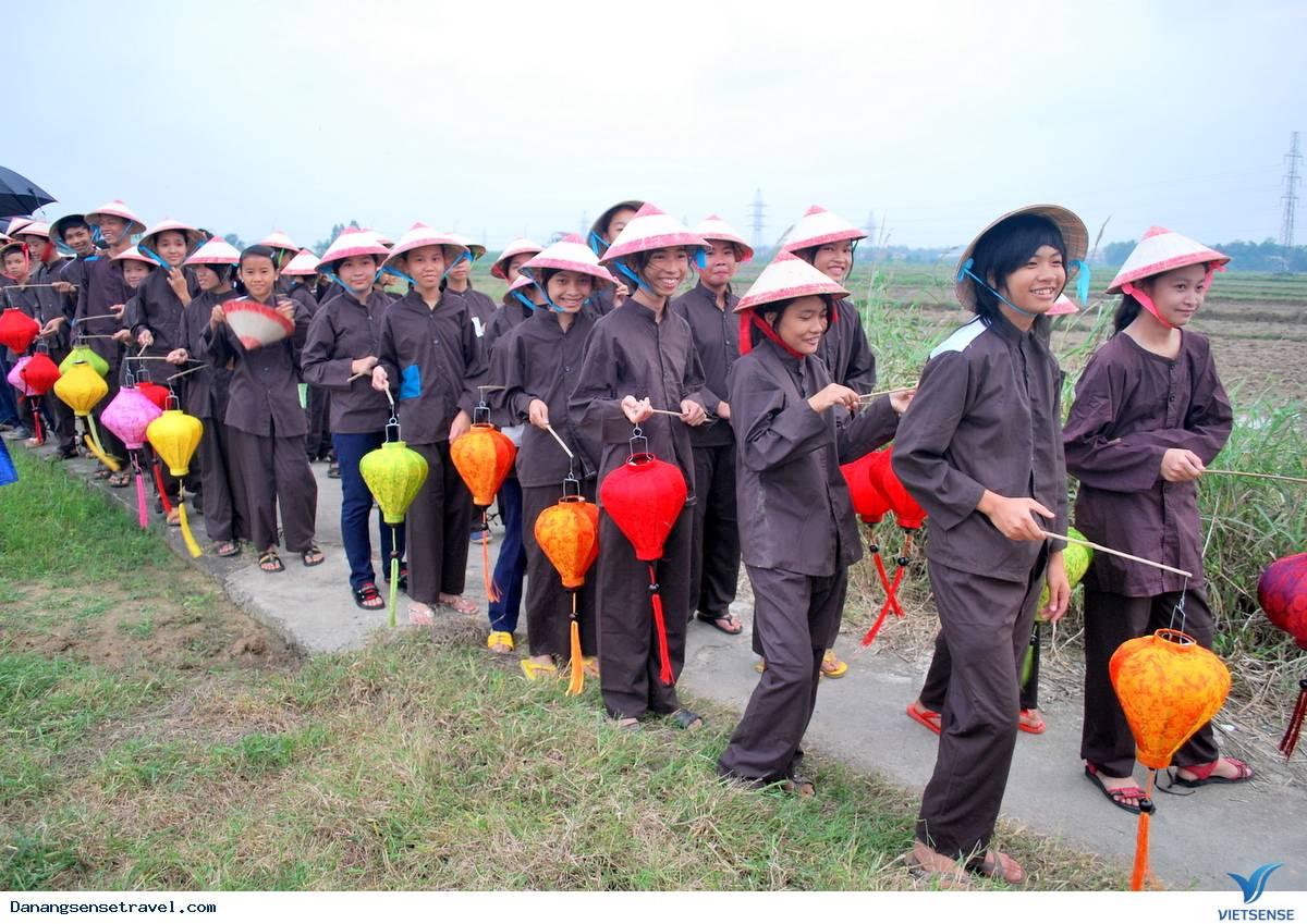 Lễ hội Mục đồng làng Phong Lệ Đà Nẵng
