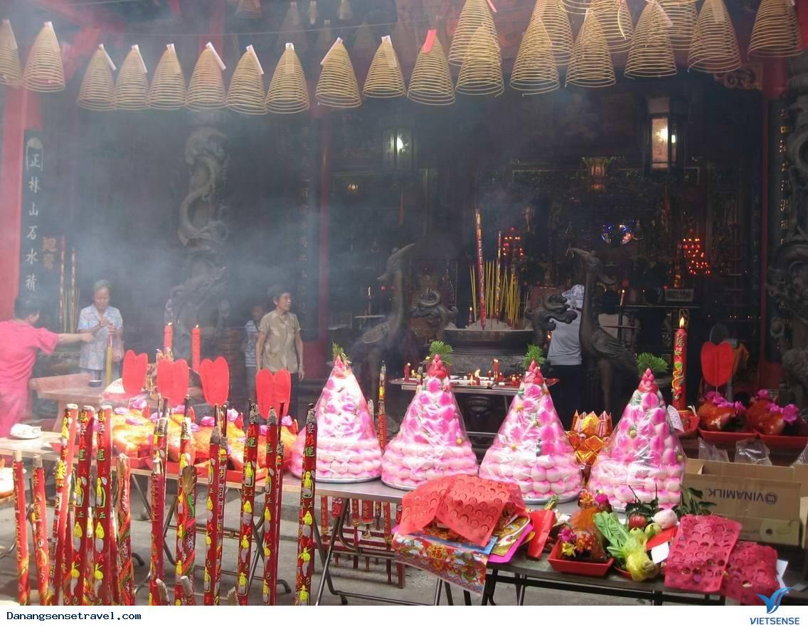 Lễ vía bà Thiên Hậu- Hội An -Đà Nẵng