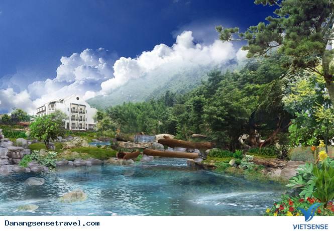 Miễn phí cho người Đà Nẵng tắm suối khoáng trên núi Thần Tài
