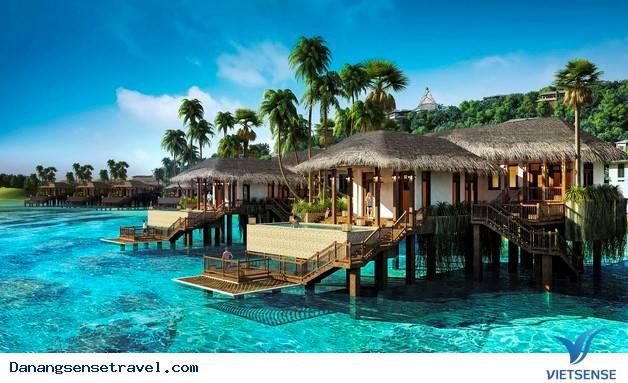 Nghỉ dưỡng biển đang là điểm nhấn của du lịch Đà Nẵng