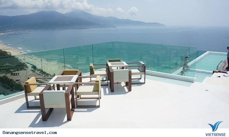 Những khách sạn có bể bơi đẹp mê ly ở Đà Nẵng
