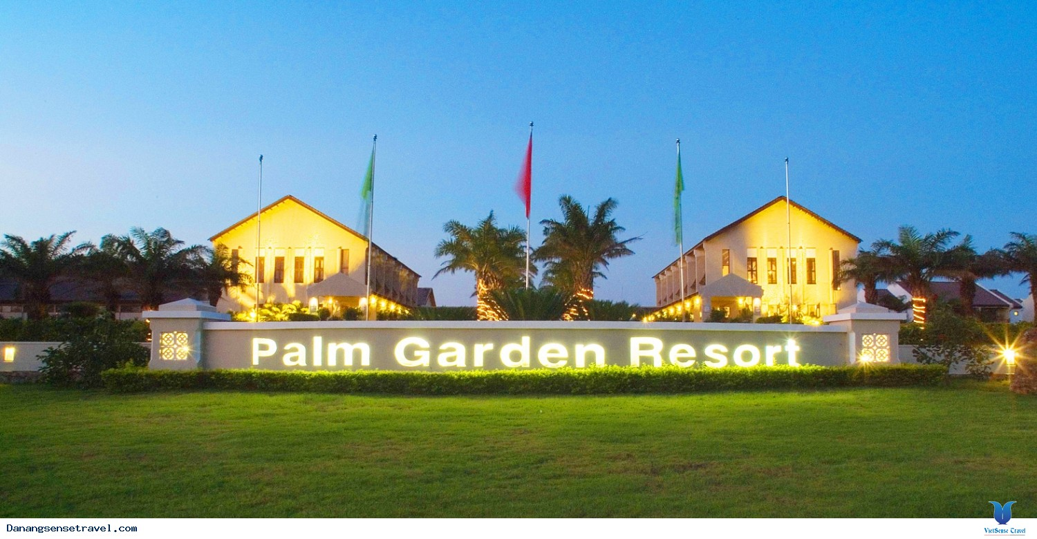 Palm Garden Beach Resort- Spa