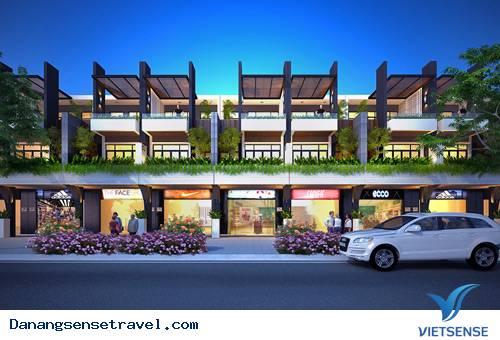 Phố thương mại ngay cửa ngõ du lịch Đà Nẵng