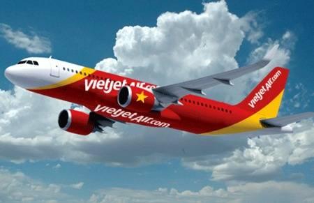 Vé May Bay Vietjet Air