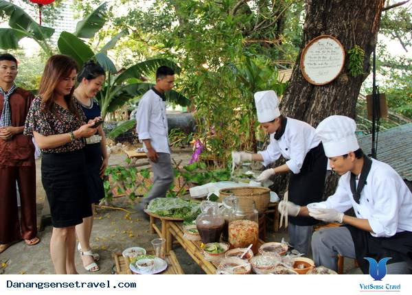 Sôi Động Ngày Hội Văn Hóa Ẩm Thực Quốc Tế Đà Nẵng 2015