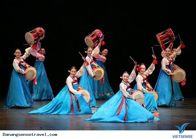 Tham dự ngày văn hóa Hàn Quốc tại Hội An