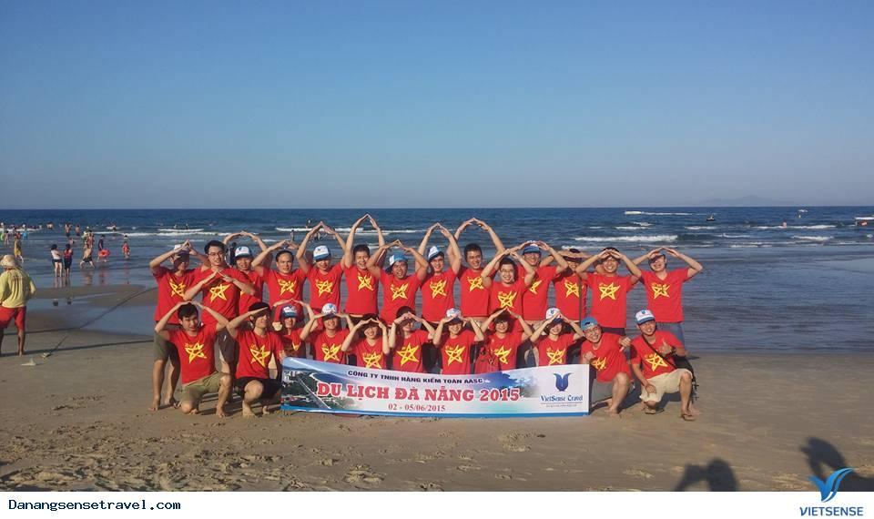 Tour Đà Nẵng- Biển Mỹ Khê Bà Nà Cù Lao Chàm Hội An