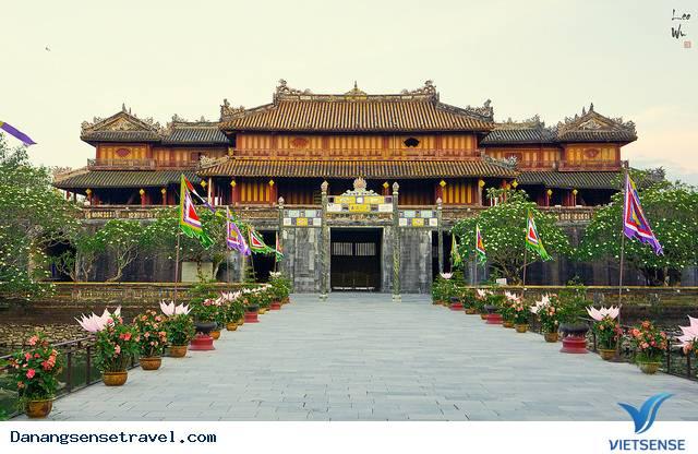 Tour di sản miền Trung- Đà Nẵng- Hội An- Huế 4 Ngày