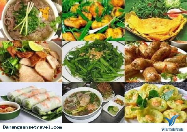 Tour du lịch ẩm thực Đà Nẵng