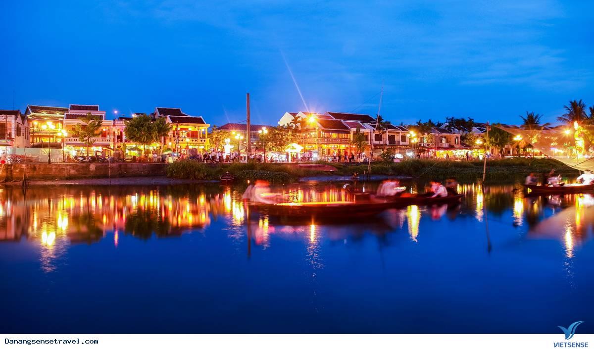 Tour Du Lịch Đà Nẵng - Hội An - Huế 4 Ngày 3 Đêm Từ Tp. Hồ Chí Minh