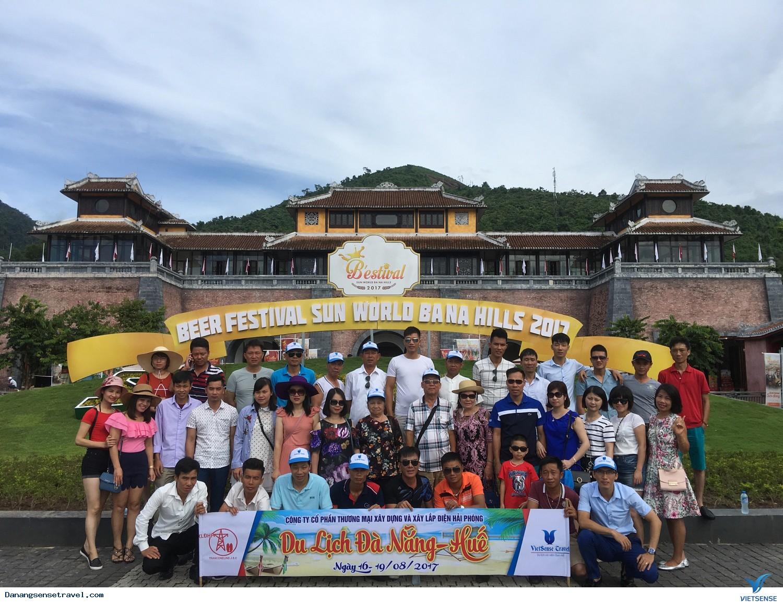 Tour Du Lịch Đà Nẵng- Bà Nà- Huế- Động Thiên Đường 5 Ngày