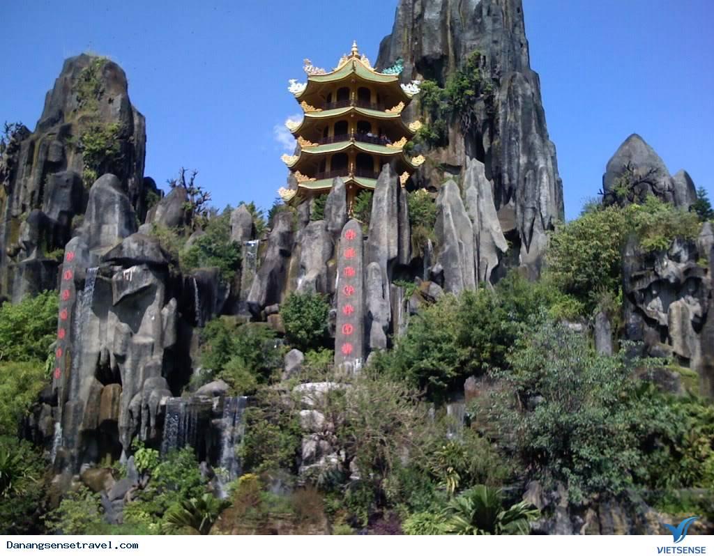 Tour Du Lịch Đà Nẵng- Ngũ Hành Sơn- Hội An- Huế 4 Ngày