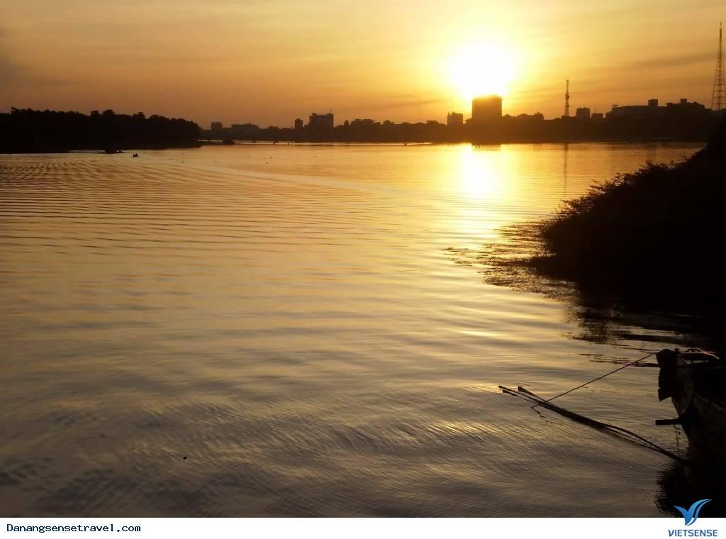 Tour Du lịch Huế Ngắm bình minh trên sông Hương