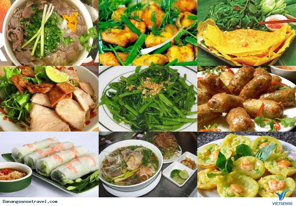 Trải Nghiệm Những Món Ăn Ngon Khi Du Lịch Đà Nẵng